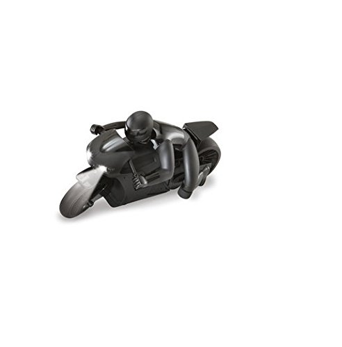 Black Series Remote Control Racing Motorcycle-Black