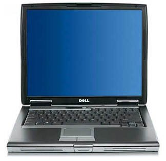 Dell Latitude D520 1.66Ghz/1GB/60GB/Win XP Pro/15 Notebook
