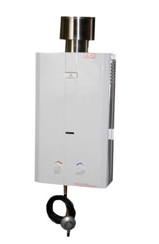 Eccotemp L10 High Capacity Outdoor Tankless Water Heater