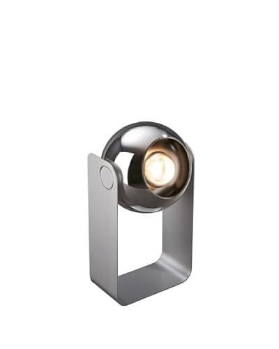 Massive Lampada Da Tavolo Marto Chrome 28W