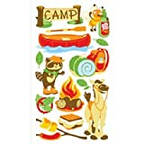 EK Success Sticko Camp Stickers