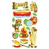EK Success Sticko Camp Stickers