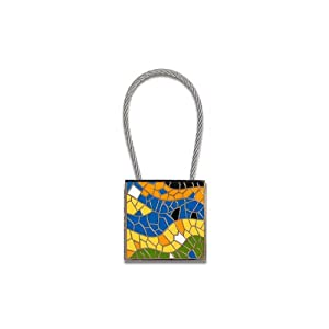 ACME Studios Mosaic Key Ring (KAG01KR)
