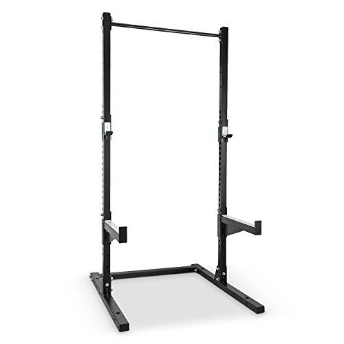 capital-sports-rackster-power-half-rack-250kg-single-bar-powder-coated-steel