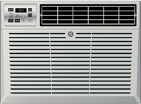 "GE AEM12AV 21"" Dynamism Star Qualified Air Conditioner with 12,000 BTU Cooling Capacity Light Cool Gray"