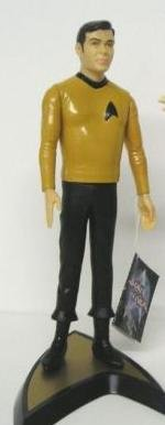 Picture of Applause Star Trek Kirk Action Figure from Hallmark Presents Applause (B001I8UE7C) (Star Trek Action Figures)