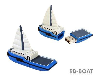 Microware-16GB-Boat-Yacht-Ship-ShMicroware-Designer-Pen-Drive