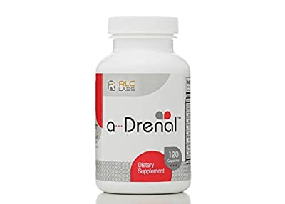 RLC Labs Adrenal Extract Tablets, 120 Count