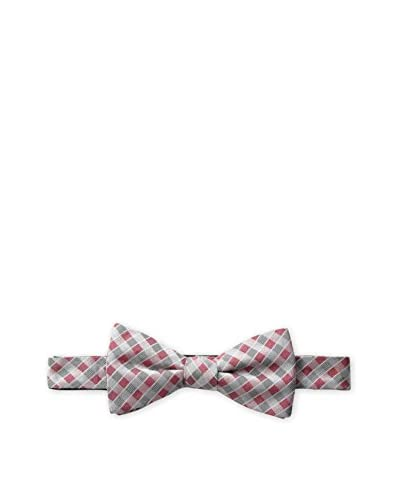 Vince Camuto Men's Pre-Tied Chirping Check Bowtie