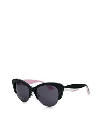 Christian Dior Gafas de Sol Diorenvol1 Lzi (55 mm) Negro / Blanco / Fucsia