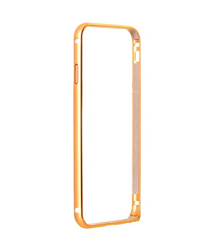 AryaMobi Golden Bumper for HTC Desire 526G+ - Metal Aluminium Bumper Cover Case