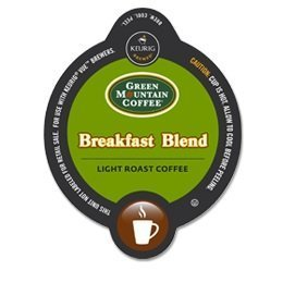 Green Mountain Breakfast Blend Coffee VUE Packs for VUE Brewers (96 VUE Packs)