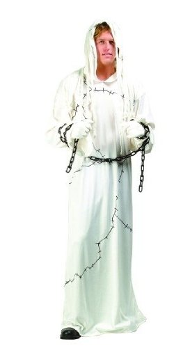 RG Costumes 80218 Ghost With Chains Costume - Size Adult Standard