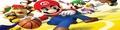 Mario's home