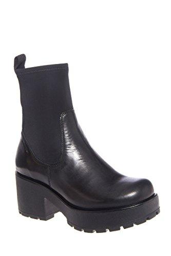 Dioon Mid Heel Platform Bootie