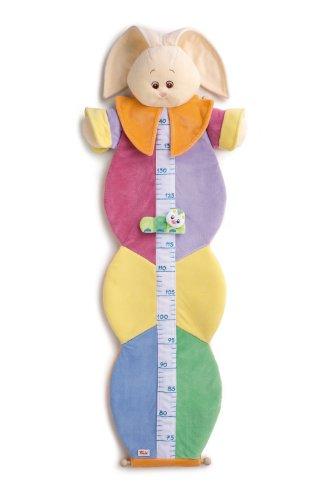 Trudi Watch Baby Grow Soft Growth Chart, Bunny