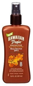 Hawaiian Tropic 08963 Naptej és napozók