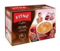 Fitne Coffee 16 G. X 10 Sachets