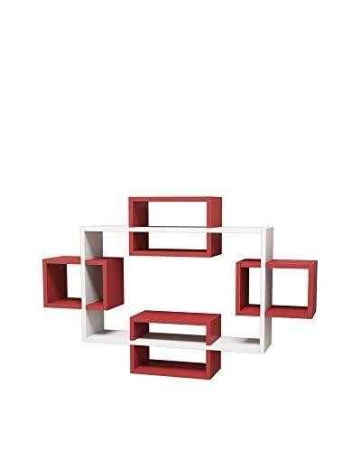 The furniture project Estantería De Pared Mayorka