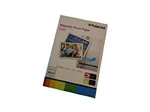"""6"""" x 4"""" Magnetic Photo Paper - Gloss - 4 Sheets"""