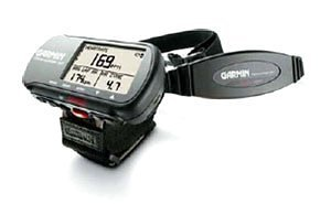 Garmin Forerunner 301 GPS-Enabled Personal Trainer with Heart Rate Monitor