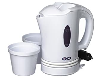 Travel Water Heater Kettle for Car