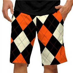 Loudmouth Golf Mens Shorts: