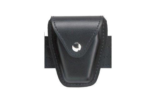 Safariland Duty Gear Brass Snap Handcuff Case (Plain Black)