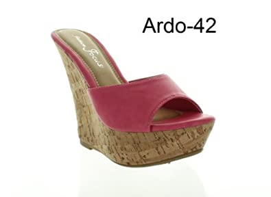Ladies New Colorway Focus Ardo-42 WoPopular Wedge Sandal Clearance Sale Multicolor Collections