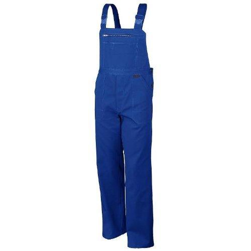 Qualitex-Arbeits-Latzhose-BW-270-mehrere-Farben-54Kornblau