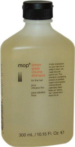 MOP Lemongrass Shampoo, 10.1 Ounce