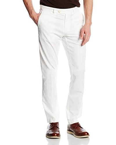 CONTE OF FLORENCE Pantalone [Bianco]