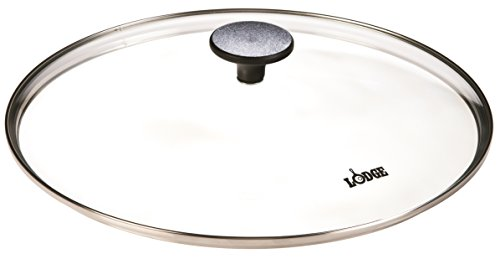 Lodge GC12 Tempered Glass Lid, 12-inch (12 Pan Glass Lid compare prices)