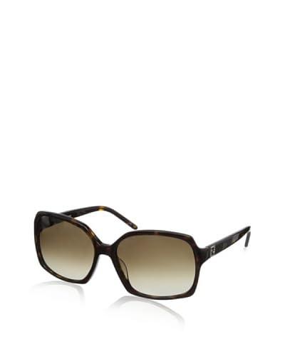 Fendi Women's 5267R Sunglasses, Havana