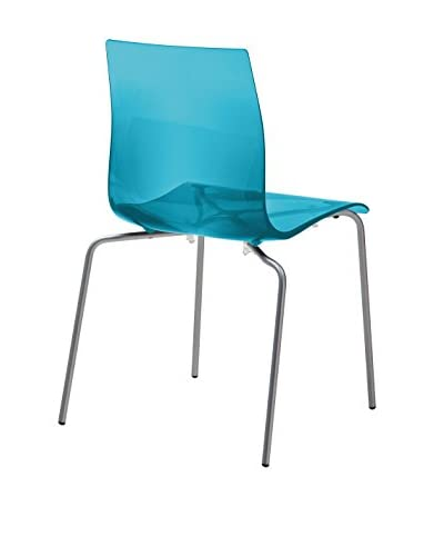 Domitalia Gel B Chair, Turquoise