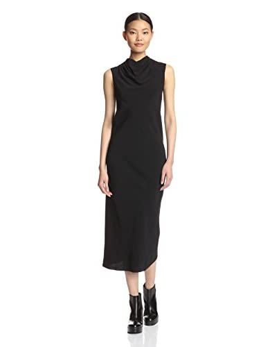Rick Owens Women's Cady Cowl Neck Dress