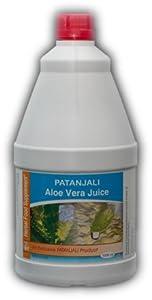 Baba Ramdev -Aloe Vera Juice (Plain) 1 Liter