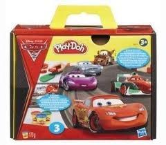 Ages 3+ - Play-Doh Playset - Disney Pixar Cars 2