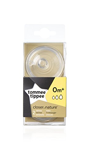 Tommee Tippee Closer to Nature Tettarelle a Flusso Variabile (2 Pezzi)
