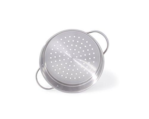 Cuisinox POT-DE20ST Deluxe Steamer Insert, 20cm