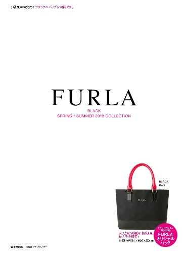 FURLA  BLACK SPRING/SUMMER 2013 COLLECTION (e-MOOK 宝島社ブランドムック)