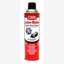 Crc Industries (Crc05018) Lectra-Motive Electric Parts Cleaner, 19 Oz Can, 12 Per Pack