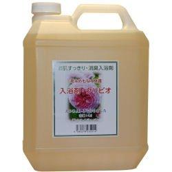 えひめAI クリビオ 入浴剤 4L