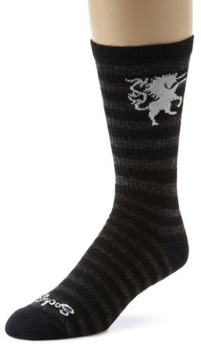 Buy Low Price SockGuy Men's Medieval Unicorn 6 Inch Socks (B007FM4JCQ)