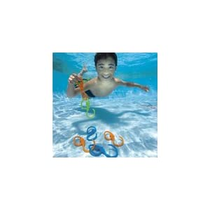 SwimWays Can O Worms Pool Dive Game