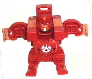 Bakugan Battle Brawlers Special Attack Red Trap