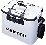シマノ(SHIMANO) フィッシュバッカンISO BK-081A ホワイト 45cm 91991