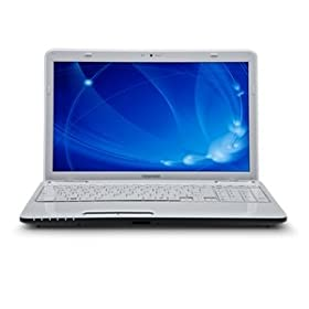 Toshiba Satellite L655-S5098WH 15.6-Inch Notebook