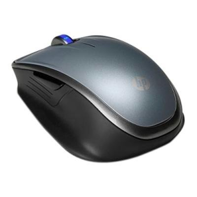 HP Link-5 5-Button Wireless Laser Comfort Scroll Mouse (Light Gray)