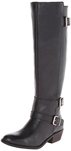 Dv By Dolce Vita Women'S Cambridge Riding Boot,Black,7 M Us